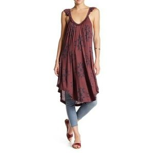Free people Drifter Maxi Tank  Size small